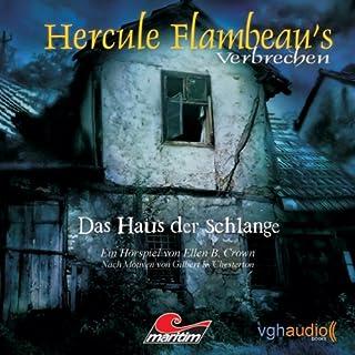 Das Haus der Schlange (Hercule Flambeau's Verbrechen) Titelbild
