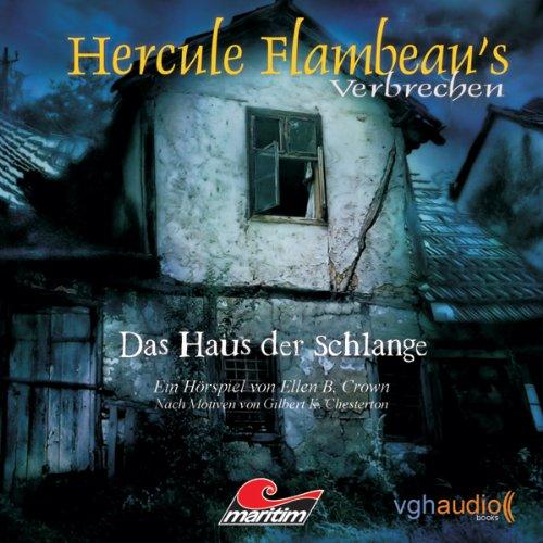Das Haus der Schlange audiobook cover art