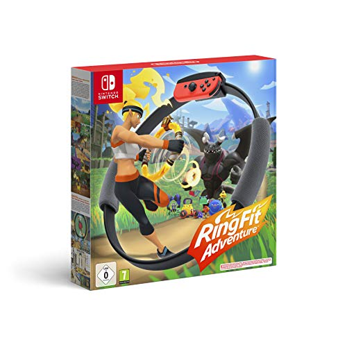 Ring Fit Adventure - Nintendo Switch Importación italiana