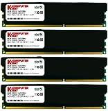 Komputerbay KB_Master_8GB_1600_DIMM_CL10_BLUEHS Speicherband Intel ONLY 32GB (4X 8GB)