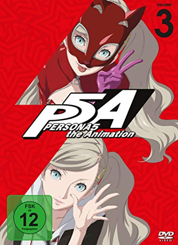 PERSONA5 the Animation Vol. 3 [2 DVDs]