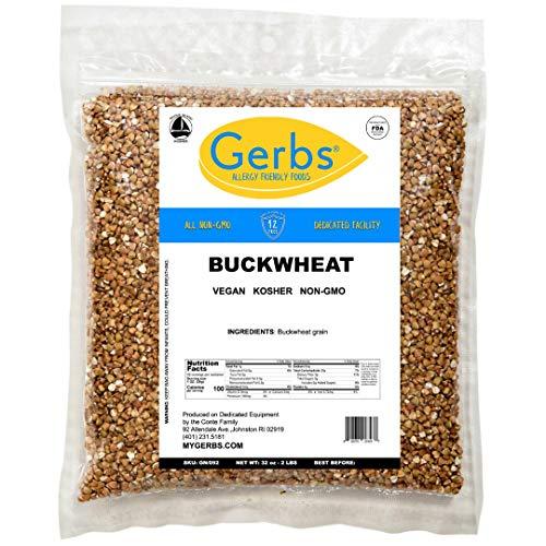 GERBS Buckwheat Grout Grain