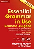 Essential Grammar in Use: German Third Edition . Book with answers and Interactive ebook - Raymond Murphy