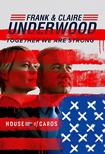 Poster House of Cards Movie 70 X 45 cm