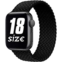 Skin-Friendly Materal: Made from recycled materials, the polyester yarn filaments in each band are interwoven with thin silicone threads using advanced braiding machinery .Skin-friendly, durable breathable and lightweight design. Comfortable Wearing:...