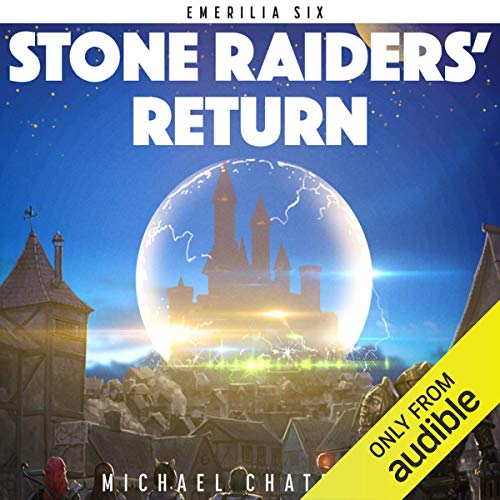 Page de couverture de Stone Raiders' Return