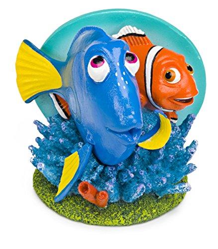 Penn Plax Le Monde de Nemo Dory & Marlin Objet d'Ornement pour Aquariophilie 10 cm
