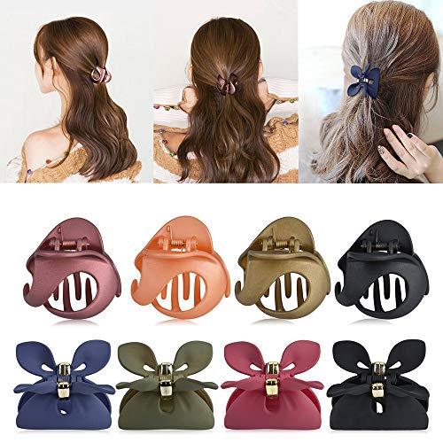 5 pinzas para recoger el pelo – varios colores