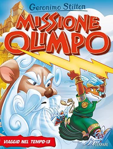 Missione Olimpo. Viaggio nel tempo 13