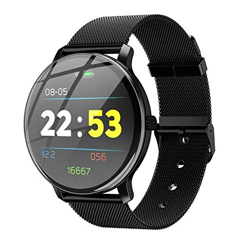 OPTA SB-154 Alauda Bluetooth Spherical Mirror Screen Fitness Watch with All Day...