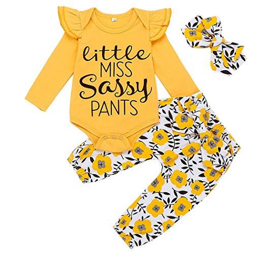 Jurebecia Ropa Bebe Niña Conjuntos Bebe Niña Recien Nacido Bebé con Capucha Floral Sudadera Tops Pantalones Ropa Trajes