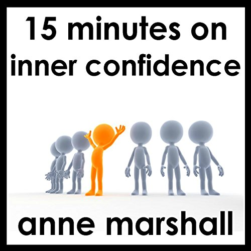 15 Minutes on Inner Confidence audiobook cover art