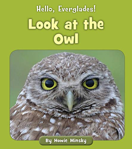 Look at the Owl (Hello, Everglades!) (English Edition)
