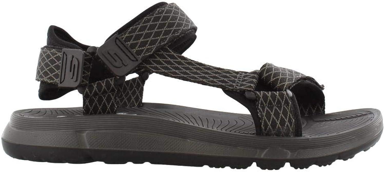 Skechers Men′s, Quinten - Relando, Sandals, Black, US M