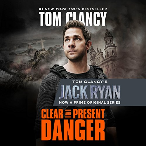 Clear and Present Danger  By  cover art