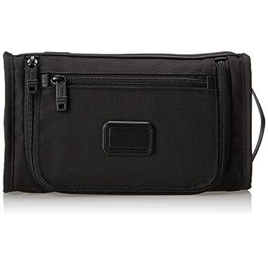 Tumi Alpha 2 Travel Kit, Black, One Size