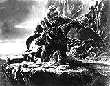 King Kong Poster Drucken (50,80 x 40,64 cm)