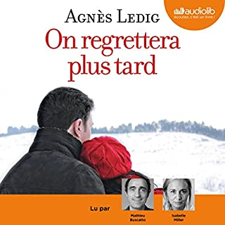 On regrettera plus tard audiobook cover art