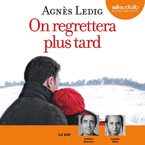 Page de couverture de On regrettera plus tard