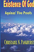 Existence of God: Aquinas,  Five Proofs