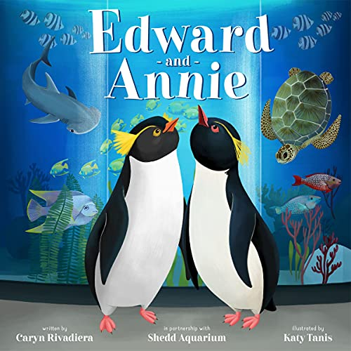Edward and Annie: A Penguin Adventure (English Edition)