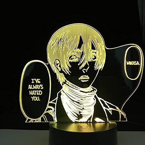 Anime lampa Jujutsu Kaisen Satoru Gojo LED nattlampa f & ouml; r sovrum dekor f & ouml; delsedags presente satoru gojo Light Jujutsu Kaisen Prize