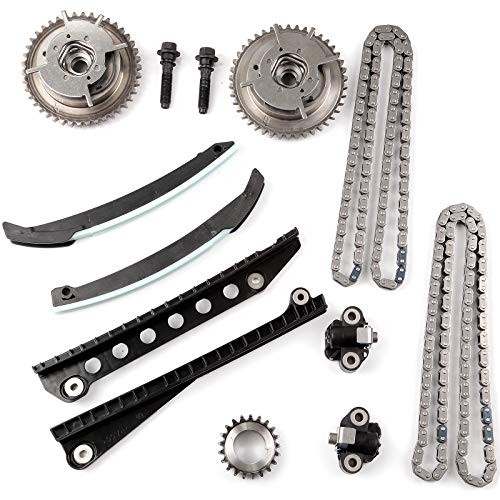 OCPTY Timing Chain Kit fits for TK6068 ford Expedition 5.4L F-150 4.6L F-250...