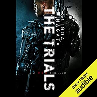 The Trials                   By:                                                                                                                                 Linda Nagata                               Narrated by:                                                                                                                                 Kevin T. Collins                      Length: 16 hrs and 5 mins     98 ratings     Overall 4.3