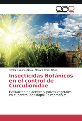 Quiñones Dena, H: Insecticidas Botánicos en el control de Cu