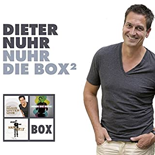 Nuhr - die Box 2                   Autor:                                                                                                                                 Dieter Nuhr                               Sprecher:                                                                                                                                 Dieter Nuhr                      Spieldauer: 3 Std. und 46 Min.     142 Bewertungen     Gesamt 4,8