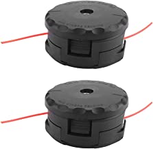 Zerodis 2Pcs String Trimmer Heads Echo Speed-Feed 400 Heads Lawn Mower Adaptor Replacement for SRM-225 SRM-230 SRM-210