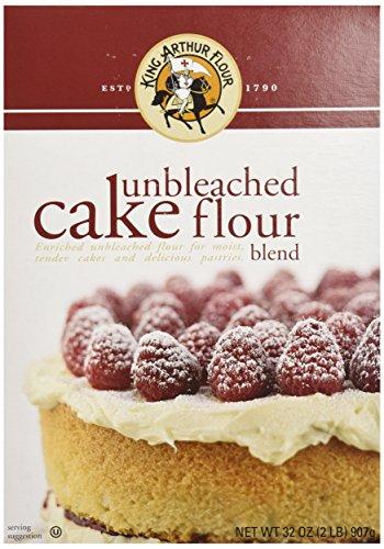 King Arthur, Unbleached Cake Flour, 32 Ounce
