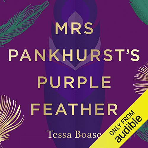 Mrs Pankhurst's Purple Feather cover art