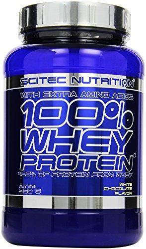 Scitec Nutrition Protein Whey Protein, Weiße Schokolade, 920g