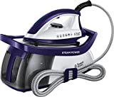 Russell Hobbs Steam Power Ferro da Stiro a Caldaia, 2600 W, 1.3 L, Viola