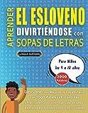 APRENDER EL ESLOVENO DIVIRTIÉNDOSE CON SOPAS DE LETRAS - Pa