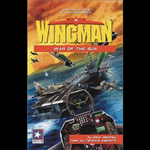 Wingman #10 audiobook cover art