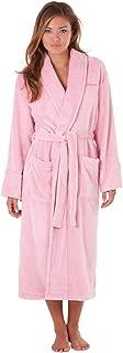 Hooded Pink Bathrobe