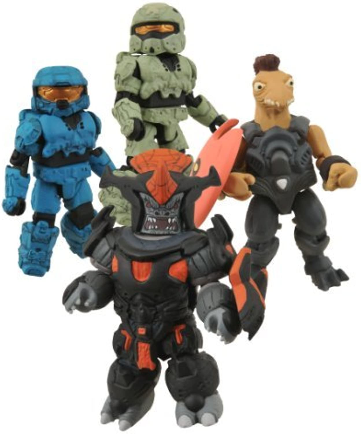 Diamond Select Toys Halo  Minimates Series 2 Box Set by Diamond Select