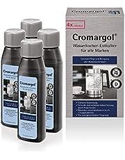 WMF Ontkalker Cromargol waterkoker-ontkalker kalkreiniger 4-pack voor alle waterkokers 4 x 100 ml kalkoplosser