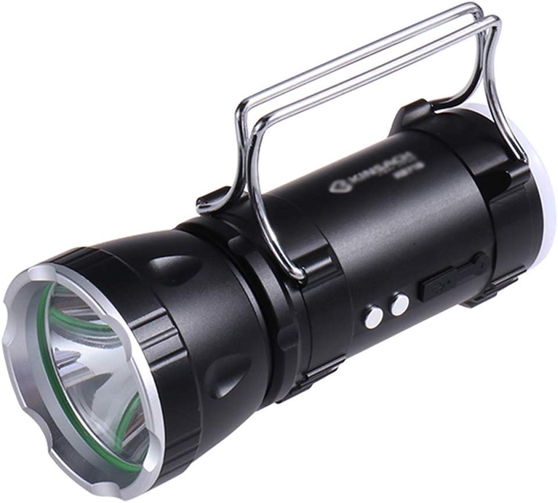 CLOUD Flashlight LED Portable Floodlight Outdoor Glare Remote Multifunction