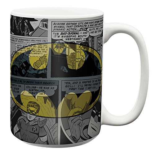 Zak! Designs Ceramic Coffee Mug with Illustrated Darth Vader...