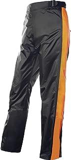 Olympia Women's Horizon Rain Pant (Neon Orange, Petite)