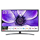 LG TV LED Ultra HD 4K 43' 43UN74006LB. API Smart TV WebOS