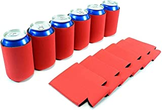 Gijoki Neoprene Cooling Drinks Beer Cans Bottle Sleeve Holder Cover Thermocoolers