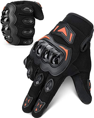 kemimoto Motorcycle Gloves, Summer Motorcycle Riding Gloves for Men and Women, Touchscreen...
