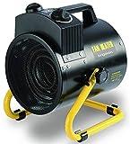 Best Garage Heaters - Garden mile® 3kW 10'200BTU/h Tilting Industrial Workshop Fan Review