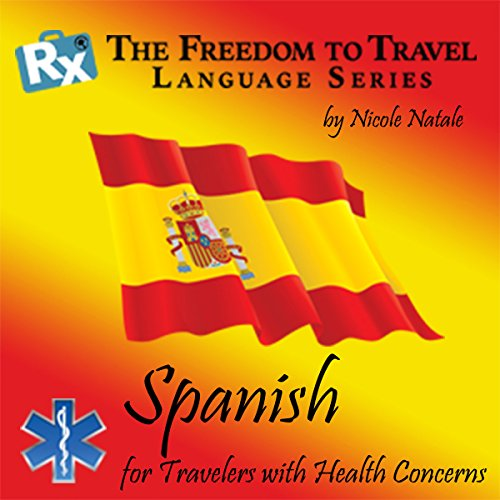 『RX: Freedom to Travel Language Series: Spanish』のカバーアート
