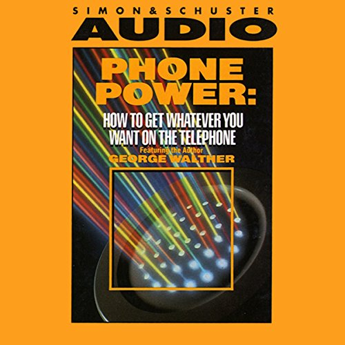 Phone Power audiobook cover art