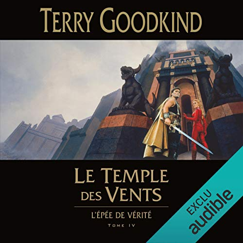 Page de couverture de Le Temple des vents
